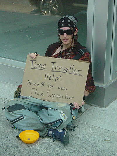 2 Top 10 Hilarious Homeless Signs