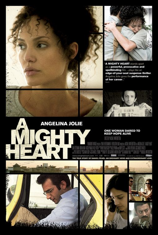 A mighty heart movie Top 10 Best Movies by Angelina Jolie