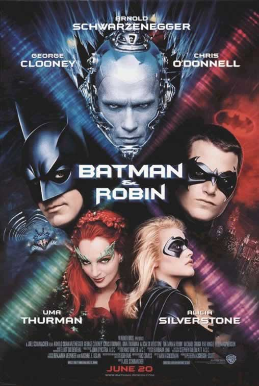 Batman and robin Top 10 Worst Movie's Sequels