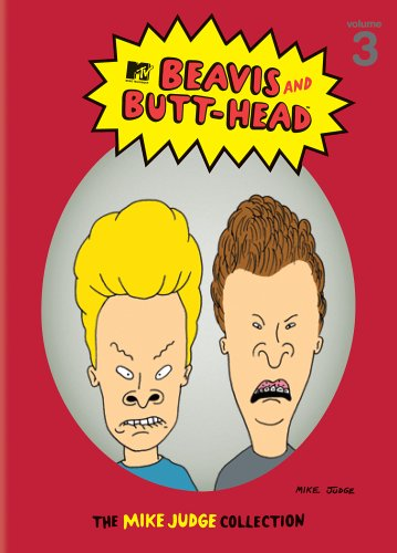 Beavis and Butthead Top 10 Best Cartoon Series of All Time