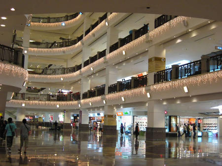 Berjaya Times Square Malaysia Top 10 Largest Shopping Malls in the World