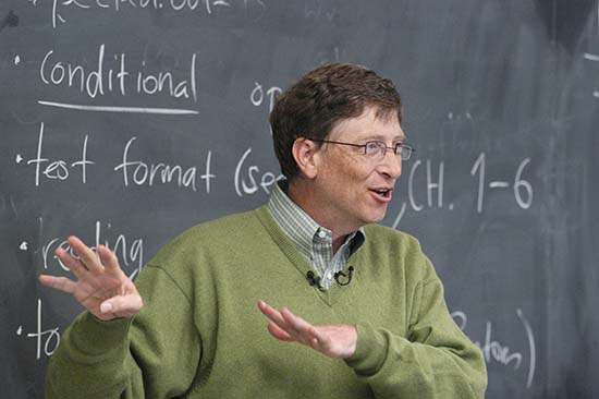 Bill Gates Failed Top 10 Billionaires Who Failed in College