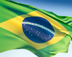 Brazil flag 300x238 Top 10 Most Populated Countries in 2011