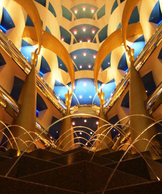 Burj Al Arab Hotel Top 10 Best Luxury Resorts in the World