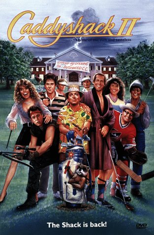 Caddyshack 2 Top 10 Worst Movie's Sequels