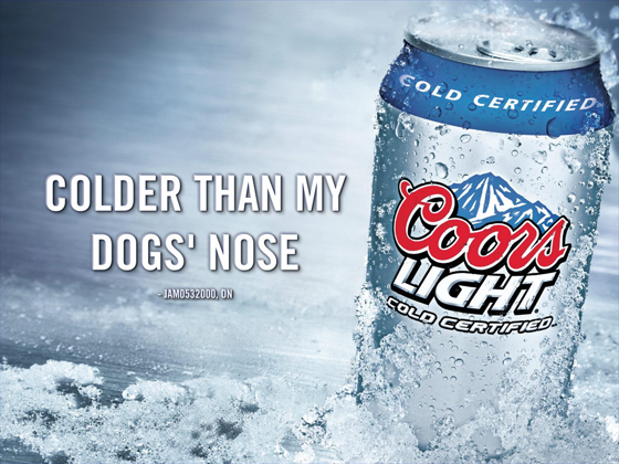 Coors Light Top 10 Most Popular Beer Brands