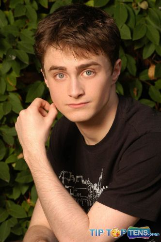 Daniel Radcliffe Top 10 Richest Male Actors in The World  2011