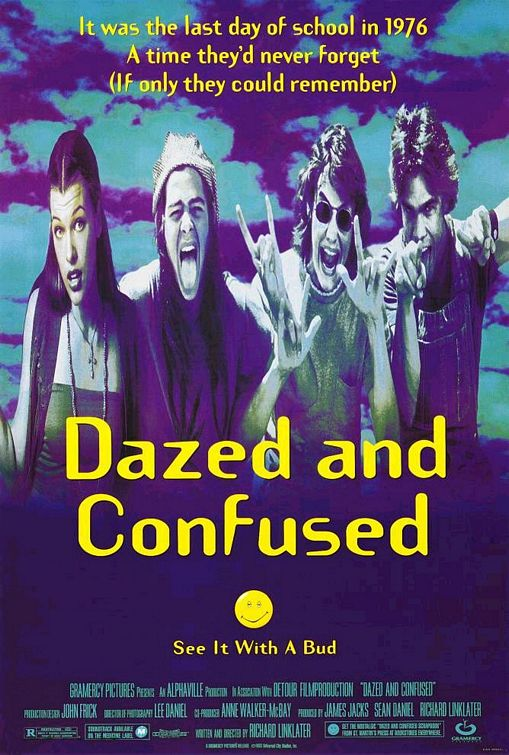 Dazed and Confused Top 10 Best High School Movies