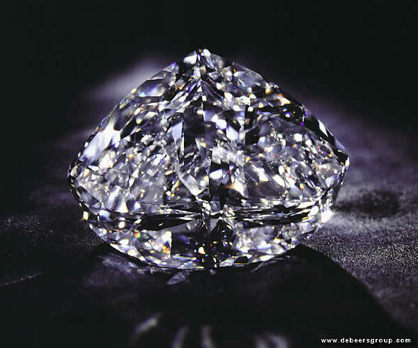 De Beers Centenary Diamond Top 10 Most Expensive Diamonds in The World