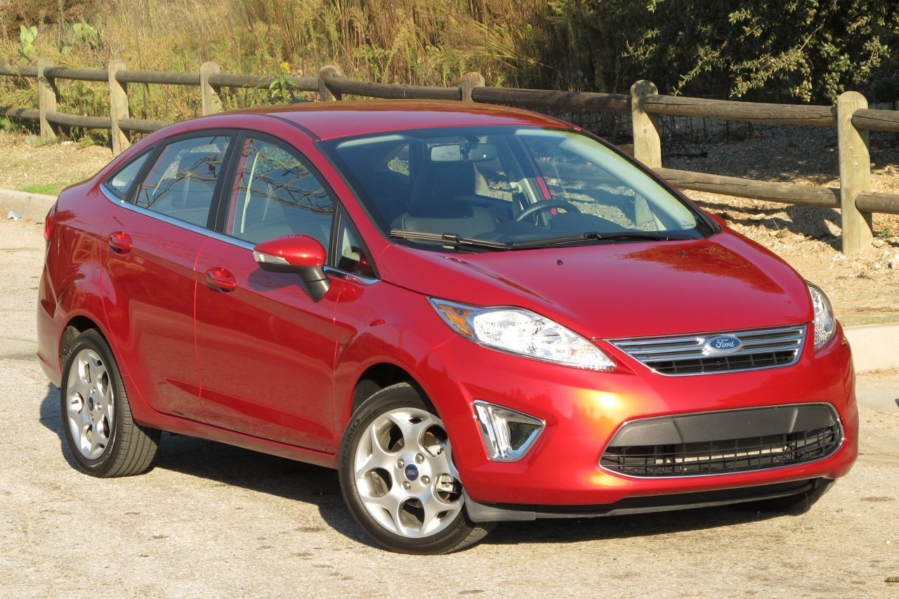 Ford Fiesta S Sedan Top 10 Most Affordable Cars in US – 2011