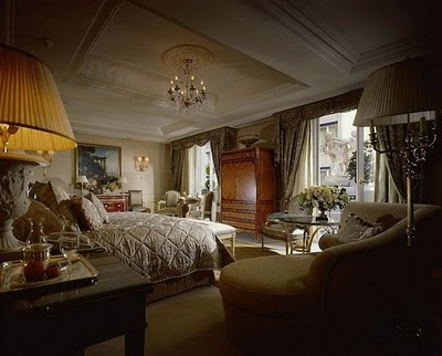 Four Seasons George V Top 10 Most Expensive Hotel Suites in The World