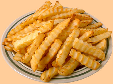 French fries Top 10 Most Popular Food Items