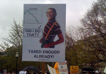 Funny Obama Signs 3 10 Funny Anti Obama Protest Signs