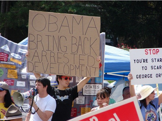 Funny Obama Signs 5 10 Funny Anti Obama Protest Signs