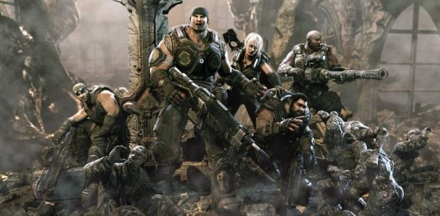 Gears of War 3 Top 10 Most Anticipated Games in 2011