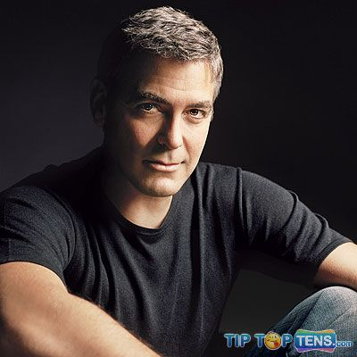 George Clooney Top 10 Richest Male Actors in The World  2011