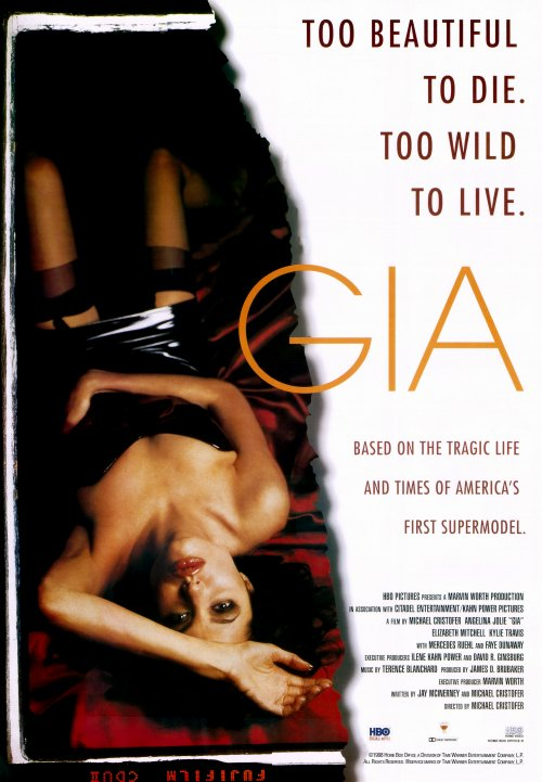 Gia Movie 1999 Top 10 Best Movies by Angelina Jolie