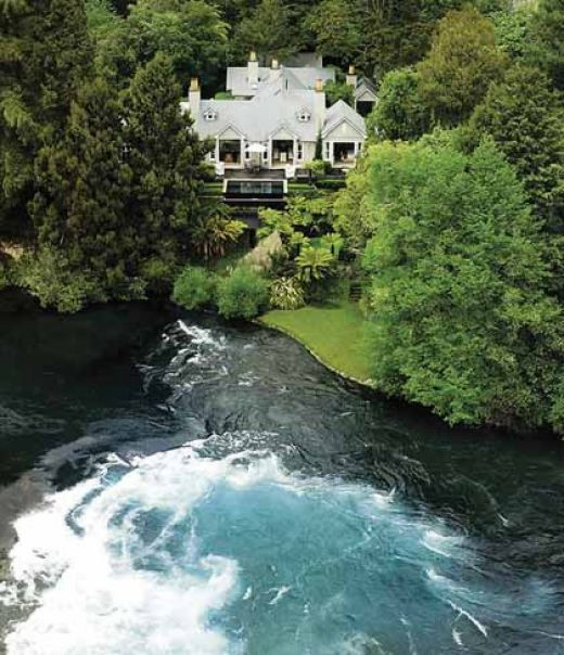 Huka Lodge Top 10 Best Luxury Resorts in the World