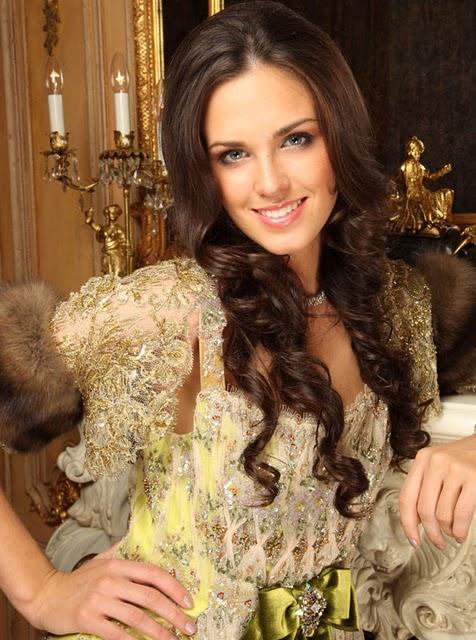 Irina Antonenko Top 10 Hot Russian Models