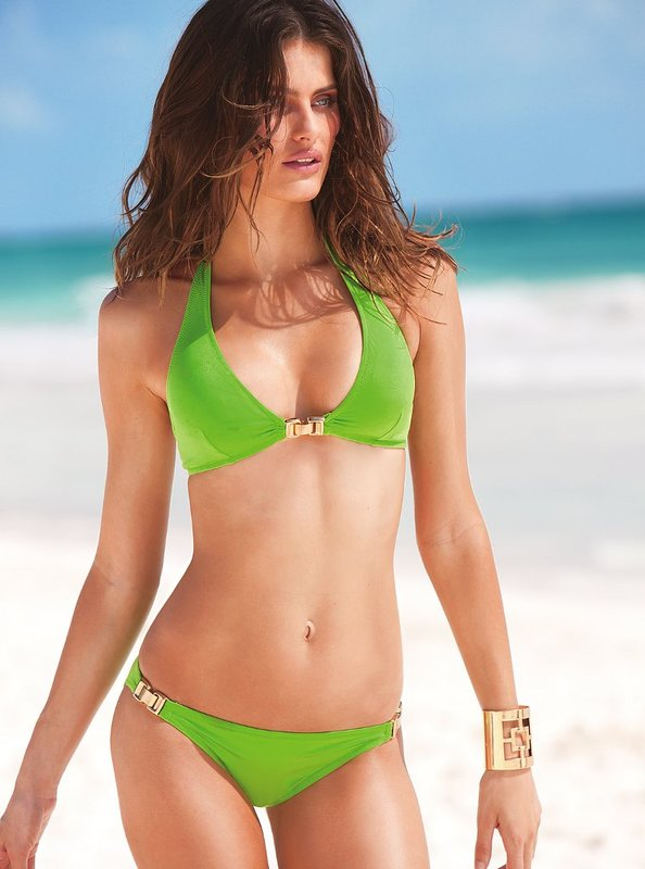 Isabeli Fontana 2011 7 Top 10 Hot Isabeli Fontana Photos   Victorias Secret