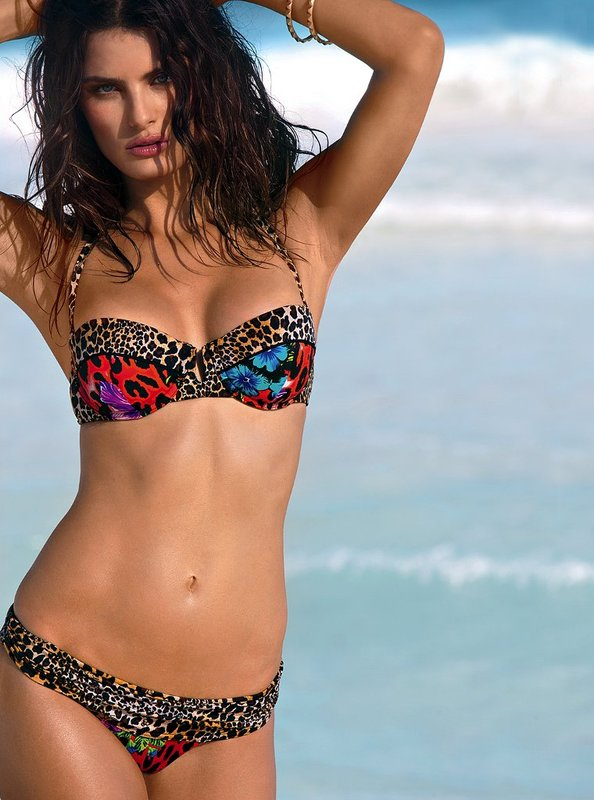 Isabeli Fontana photo 9 Top 10 Hot Isabeli Fontana Photos   Victorias Secret