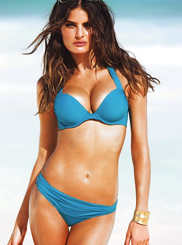 Isabeli Fontana victorias secret 5 Top 10 Hot Isabeli Fontana Photos   Victorias Secret