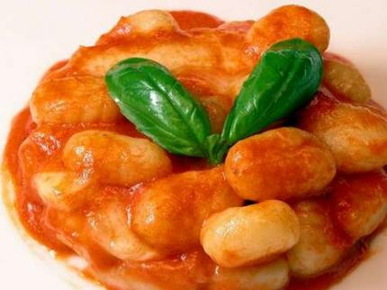 Italian gnocchi Top 10 Most Popular Italian Food in the World