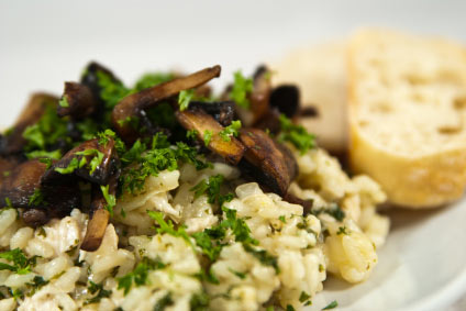 Italian risotto Top 10 Most Popular Italian Food in the World
