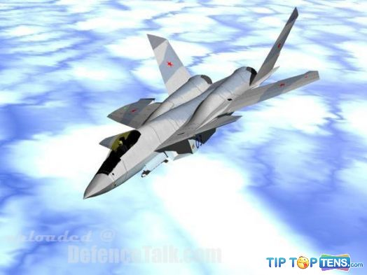 J XX Top 10 Best Fifth Generation Fighter Aircraft Projects