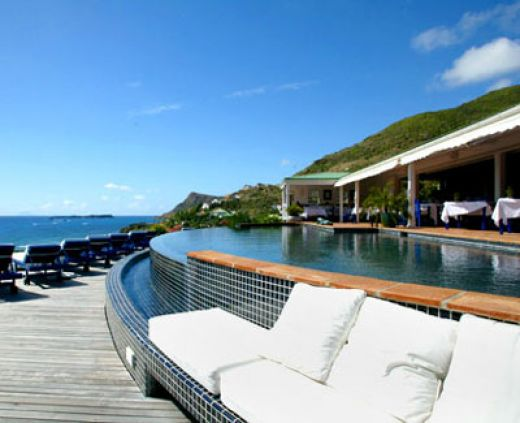 Le Toiny resort Top 10 Best Luxury Resorts in the World
