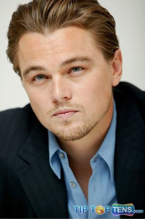 Leonardo DiCaprio Top 10 Richest Male Actors in The World  2011