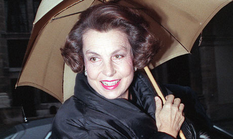 Liliane Bettencourt failed Top 10 Billionaires Who Failed in College
