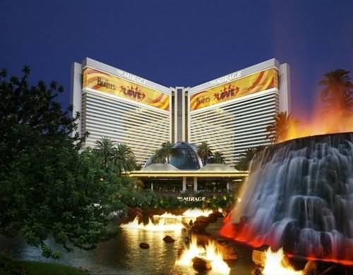 Mirage Hotel Las Vegas1 Top 10 Best Hotels in Las Vegas
