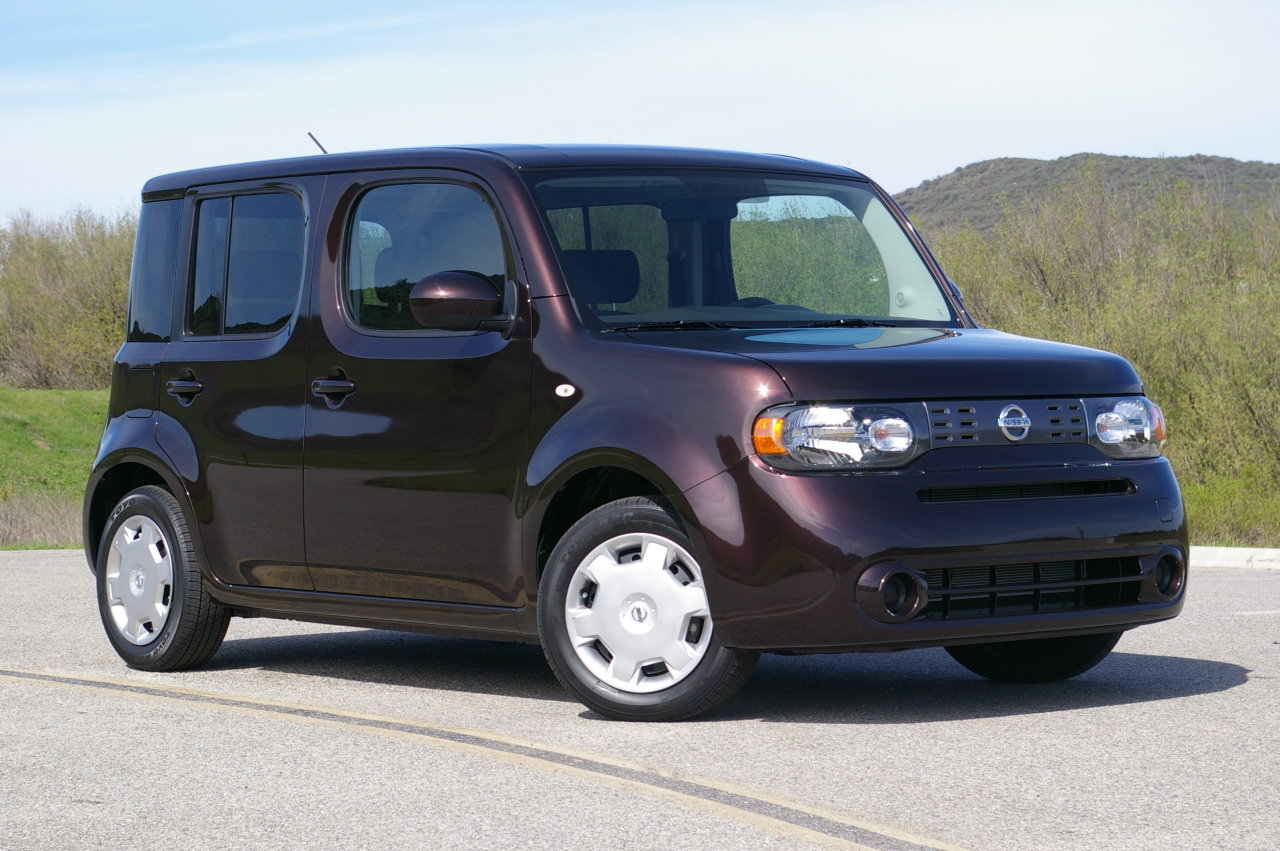 Nissan Cube 1.8 Top 10 Most Affordable Cars in US – 2011