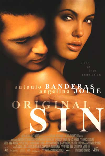 Origna Sin Movie Top 10 Best Movies by Angelina Jolie