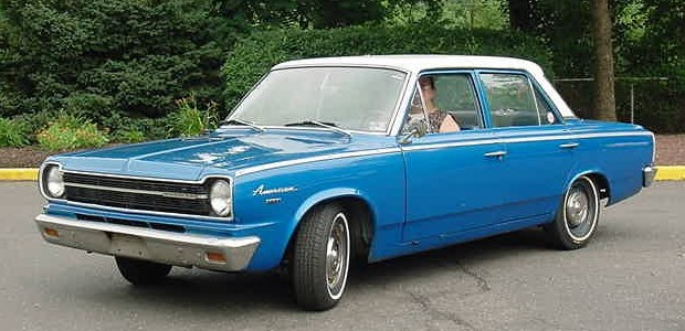 Rambler American 10 Popular Hot Rod Custom Cars