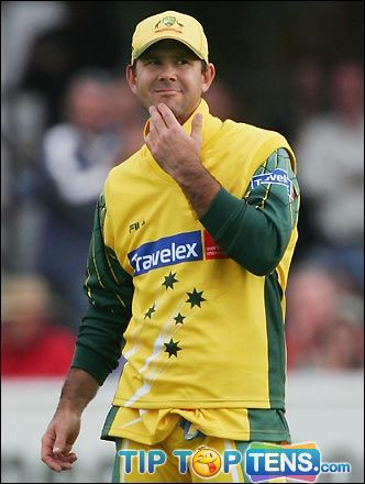 Ricky Ponting Top 10 Highest Paid Cricketers