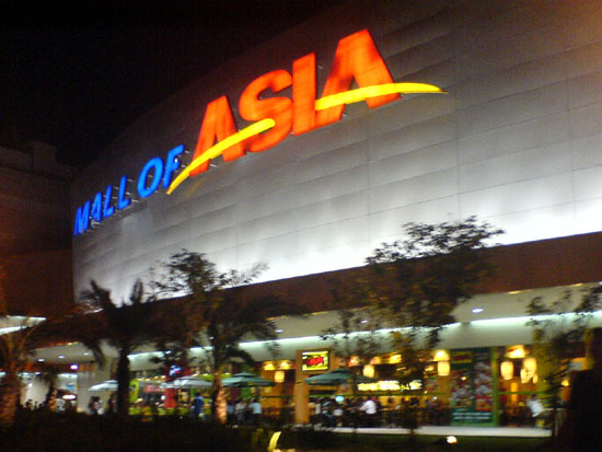 SM Mall of Asia Philippines Top 10 Largest Shopping Malls in the World