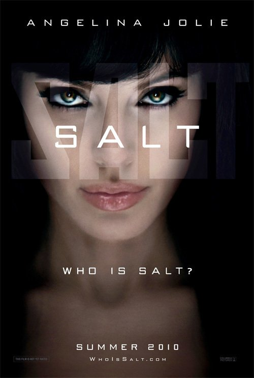Salt Movie Top 10 Best Movies by Angelina Jolie