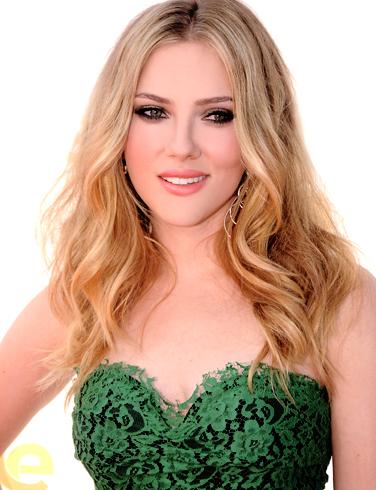 Scarlett Johansson hot 2011
