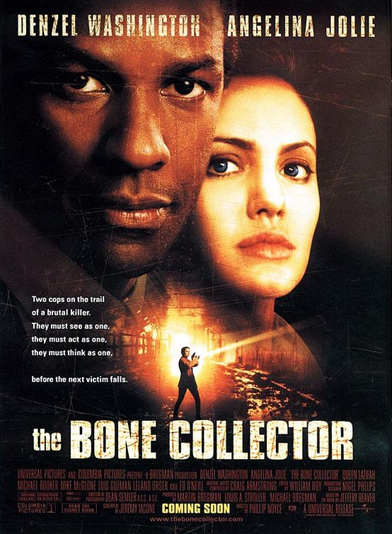 The Bone Collector Movie Top 10 Best Movies by Angelina Jolie