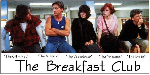 The Breakfast Club Top 10 Best High School Movies