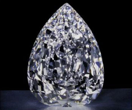 The Cullinan Diamond Top 10 Most Expensive Diamonds in The World