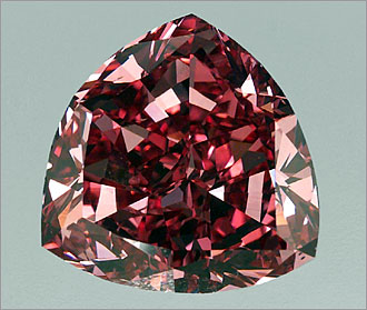 The Moussaieff Red Diamond Top 10 Most Expensive Diamonds in The World