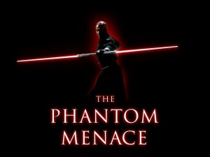 The Phantom Menace Darth