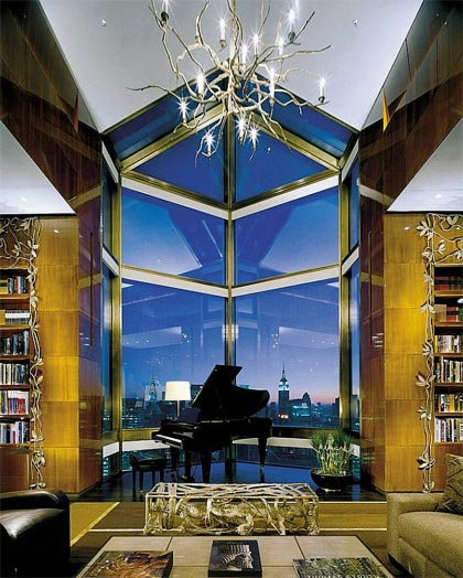 Tray Warner Penthouse Four Seasons Top 10 Most Expensive Hotel Suites in The World