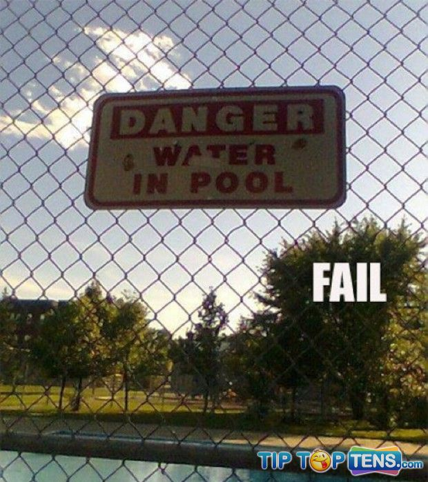 Useless and Funny Signs 2 10 Completely Useless Funny Signs