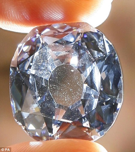 Wittelsbach Diamond Top 10 Most Expensive Diamonds in The World