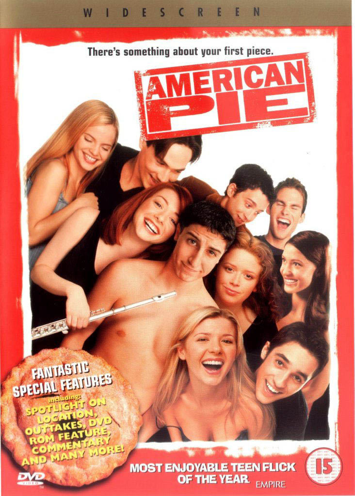 american pie Top 10 Best High School Movies