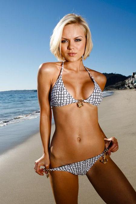 anya monzikova Top 10 Hot Russian Models